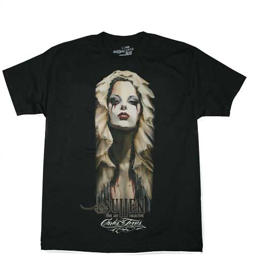 Bloody Tears T-Shirt by Sullen