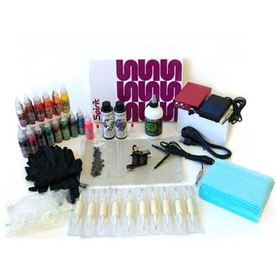 Joker Tattoo Bloodline Tattoo Kit 2