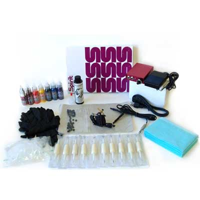 Joker Tattoo Bloodline Tattoo Kit 1