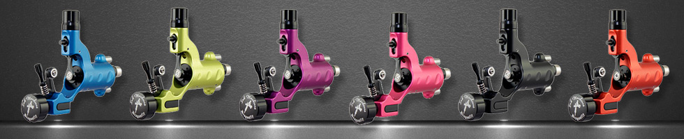 Dragonfly Tattoo Machines at Joker Tattoo Supply!  Get Your Dragonfly Tattoo Machine & be prepared to take your tattooing to the next level.