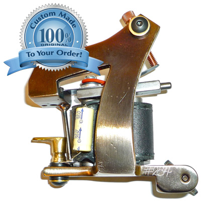 Dringenberg 7 Custom Tattoo Machine