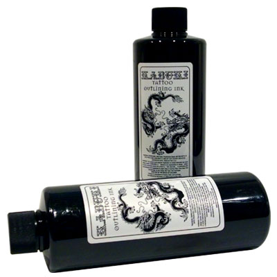 Kabuki Black Outlining Ink