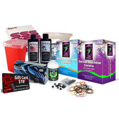 Lock & Load Refill Tattoo Kit