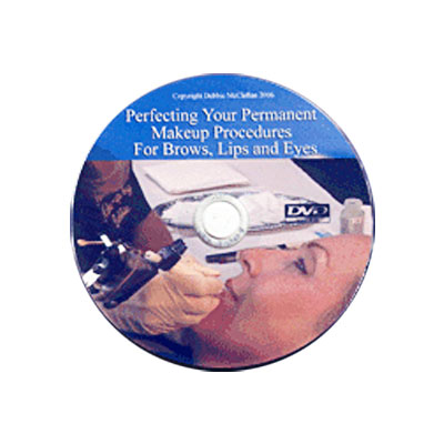 Perfecting Your Perm.Makeup Procedures Brows/Eyes/ Lips DVD