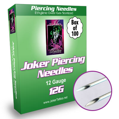 Piercing Needles 12 Gauge