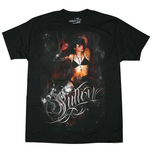 Dream Tattoo T-Shirt by Sullen
